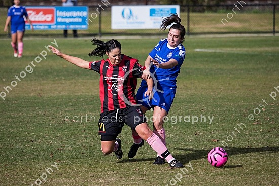 Wang City FC vs Albury City